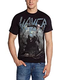 Collector's Mine Slayer-Soldier Cross - T-shirt - Homme