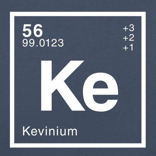 Kevin Periodensystem - Herren T-Shirt - 13 Farben Navy