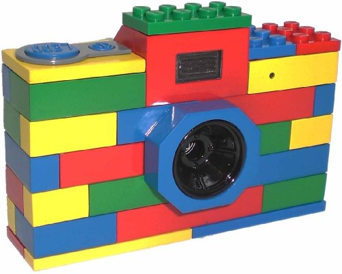 Superheadz LEGO 3MP Digital Camera (japan import)