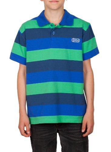 M3 Kid's Jungen Poloshirt Polo Shirt T-Shirt 100% Baumwolle (140, 3)
