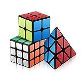 Vdealen Speed Cube Set, Ensemble de Cubes Magiques Roxenda Magic Cube...