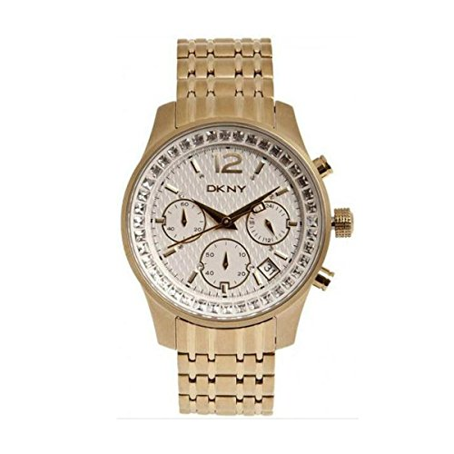DKNY Women's Stainless Steel Bracelet Chronograph watch #NY4464
