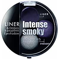 Bourjois Intense Smoky Eyeshadow & Liner 3.9g - 62 Violete