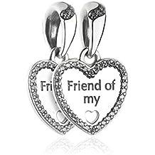 charms pandora sull'amicizia