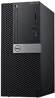 Dell OptiPlex 7060 Tower Desktop PC Intel Core i7-8700, 32GB DDR4 RAM, 1TB HDD + 240GB SSD, 4GB Dedicated Grap