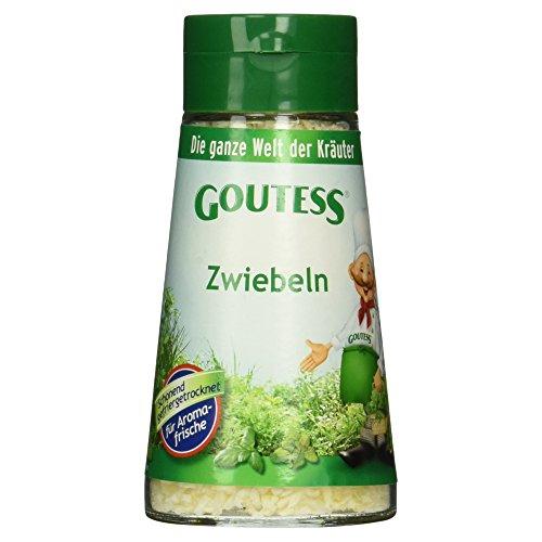 Goutess Zwiebeln gefriergetrocknet, 25 g