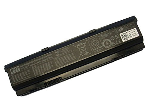 Preisvergleich Produktbild 7XINbox 11.1V 5200mAh 58Wh Ersatz Akku Batterie für Dell Alienware M15X P08G F681T D951T SQU-722 SQU-724 T780R 312-0210