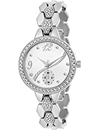 Divine All Silver Classic Collection For Women For Girls