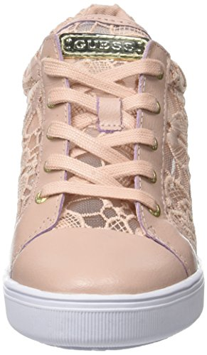 Guess Finna, Chaussures de Tennis femme Rosa (Light Pink)