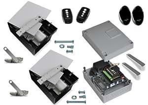 King Gates Intro Kit 40024V (sous sol Swing Gate Kit)