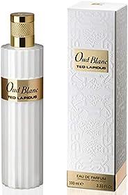 Ted Lapidus Oud Blanc For Men - Eau de Parfum, 100 ml