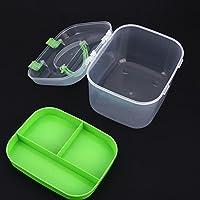 Whitelotous Tragbar Kunststoff Aufbewahrungsbox Organizer Double Layer Desktop Sortimentskasten Kosmetik Erste... preisvergleich bei billige-tabletten.eu