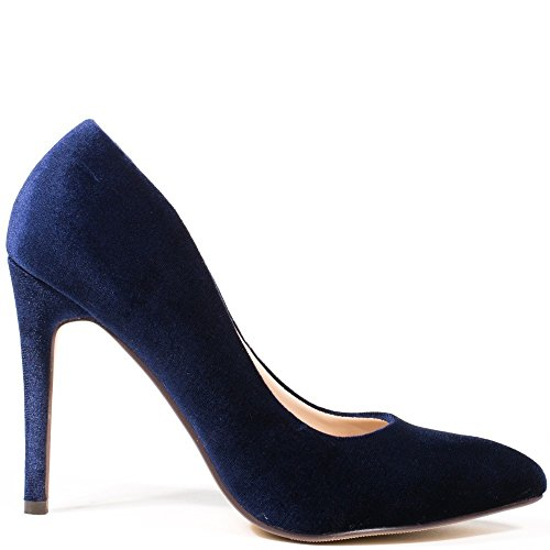 Ideal Shoes ,  Scarpe col tacco donna Marine