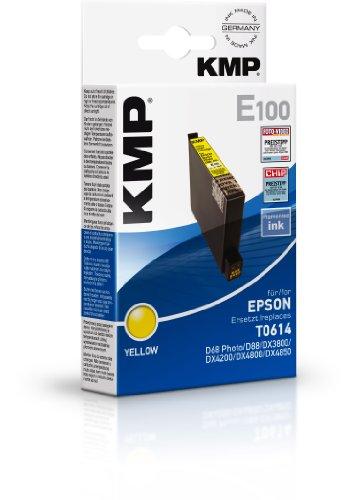 KMP E100 Tintenpatrone (ersetzt T061440) yellow