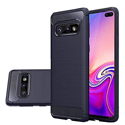 Das beste Zubehör für Samsung Galaxy S10e !!! Beisoug 5,8 Zoll Silikon Hybrid Handyhülle Weiche TPU Abdeckung (Generation Ipod-wasser-fall 5.)