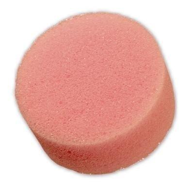 Eulenspiegel - Make-up Schwämmchen- Ø 6 cm - Höhe: 3 cm - feinporig