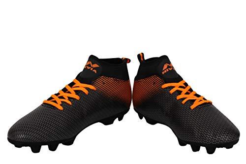 dafd1f86a45 Nivia 454O Synthetic Pro Carbonite Football Stud