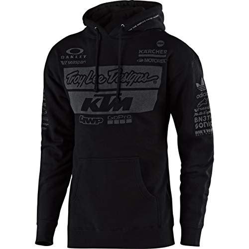 Troy Lee Designs Hoody KTM Team Blau Gr. XXL -