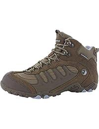 Hi-Tec–Calzado de mujer Trail senderismo Running Lady Penrith Walking Boot, multicolor, 6