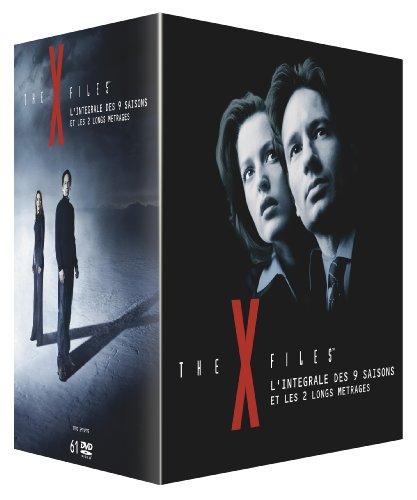 the-x-files-lintegrale-des-9-saisons-les-2-films-dvd