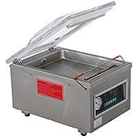 Mesa Tipo sellador al vacío sellado máquina de embalaje de escritorio para máxima 260mm