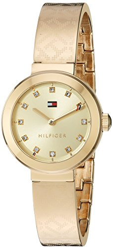 Tommy Hilfiger Analog Gold Dial Women's Watch-TH1781720J image