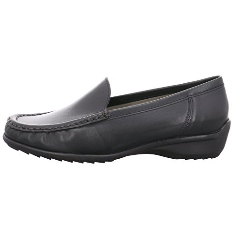 ara ATLANT 4010132 Damen Slipper Blau