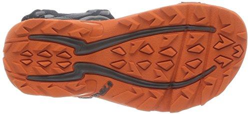 Teva Tanza M's Herren Sport- & Outdoor Sandalen Grau (Grey/Orange) dCw72u