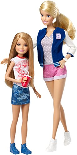 Barbie Familie - 2-er Pack Puppen Barbie & Stacie Dreamhouse Stacie Kleidung
