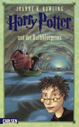 Buchseite und Rezensionen zu 'Harry Potter, Band 6' von Joanne K. Rowling