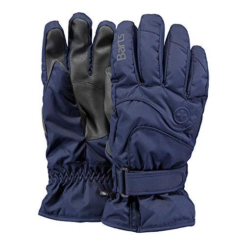 Barts unisex guanti da sci Basic Skigloves navy, Caps/Mützen:XXL