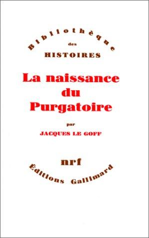 Bibliothèque des histoires - La naissance du Purgatoire