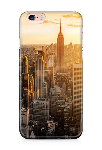 New York NY town city time square view 3D cover case design for iPhone 7 5