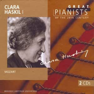 Great pianists of the 20th century, Clara Haskil (I)