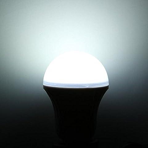 XIE@ 3W E27 220V lampada a LED bianco lampadina a