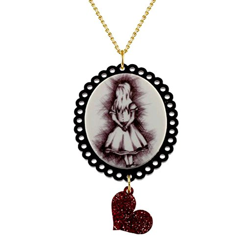 Punky Pins 'Alice' Necklace – Punky Pins 'Alice' Necklace