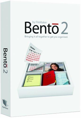 FileMaker - Bento 2
