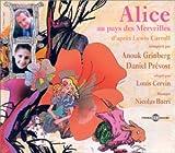 """Afficher """"Alice au pays des Merveilles d'après Lewis Carroll"""""""