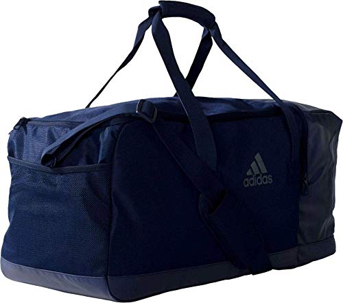 adidas 3-Stripes Performance Team Tasche, Collegiate Navy/Utility Green F16, 27 x 29 x 60 cm, 40 Liter -