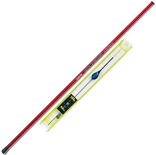 Stippruten-Set Balzer Stippe mit Fertigangel 3-6 m (5m)