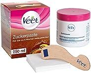 Veet 3053477 Sockerpasta för Hårborttagning, 250 ml