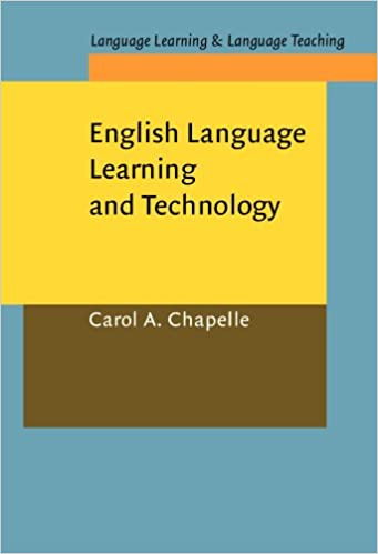 language learning and technology There remains limited evidence to show that technology and online learning are improving learning outcomes for english/language arts  technology in education.
