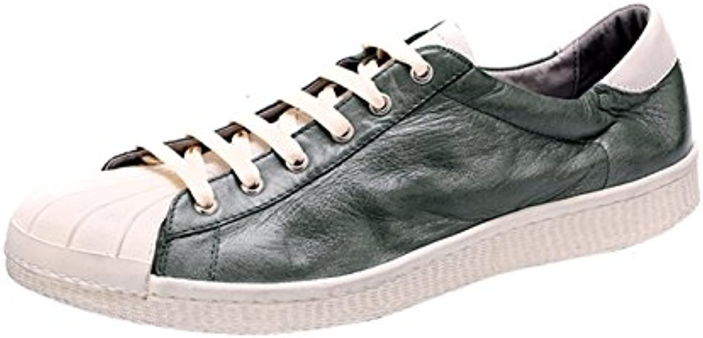 Icegrigio Scarpe da Ginnastica Basse Basse Basse Uomo Pelle scarpe da ginnastica Unisex Design di Moda | Prezzo Ragionevole  22fcb3