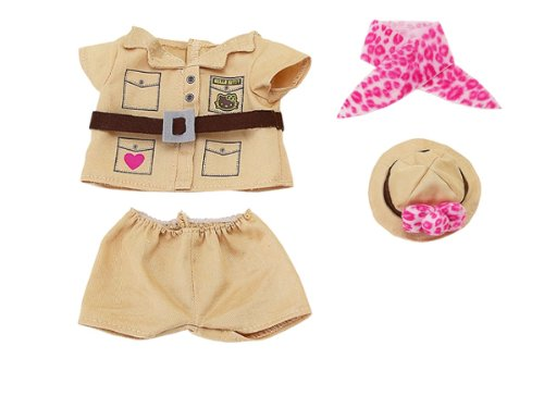 Hello Kitty Zoo Keeper: Dress-me ~ Outfit (Zoo Keeper Outfit)