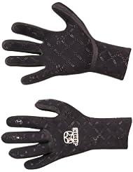Jobe  - Guante de curling, color negro, talla 2XL