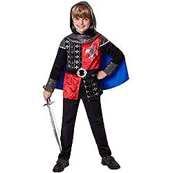 My Other Me Me-204172 Disfraz de Caballero Medieval para niño, 7-9 años (Viving Costumes 204172)