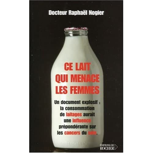 Ce lait qui menace les femmes