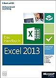 Image de Microsoft Excel 2013 - Das Handbuch (Buch + E-Book): Insider-Wissen - praxisnah und kompet