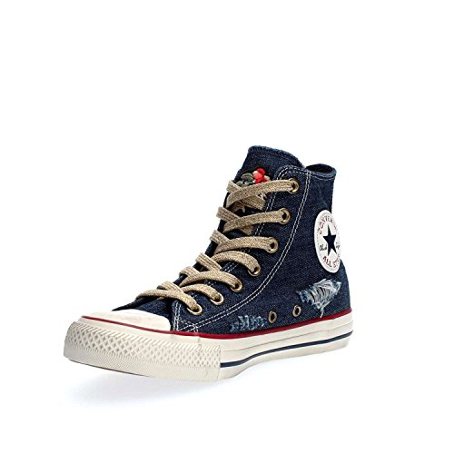 CONVERSE 156917 CT AS HI DENIM LTD SNEAKERS Donna Denim
