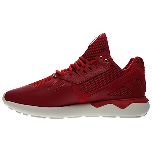 Adidas tubolare Runner CNY rosso / oro Aq2549 Red
